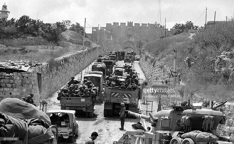 Sherman-M-50-approaching-old-city-jerusalem-1967-gty-1