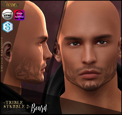 -Nivaro- Catwa Beard Applier - TribalStubble2