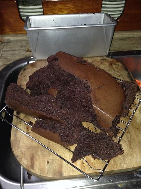 Dead cake