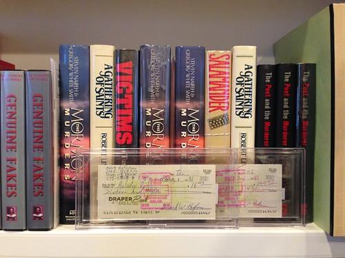 Mark Hofmann book collection