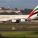 A6-EUI EK A380 34L YSSY-5499