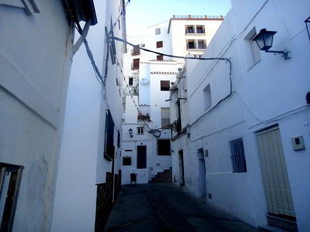 Spain, Casares,Pueblo Blancos, Sony DSC-T110
