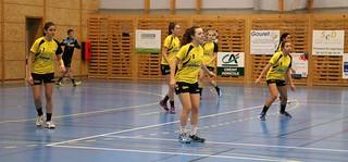 -16 ans F A contre St-Nazaire