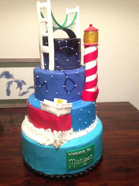 Cake from Cakes & Pastries by Angela G Wascher