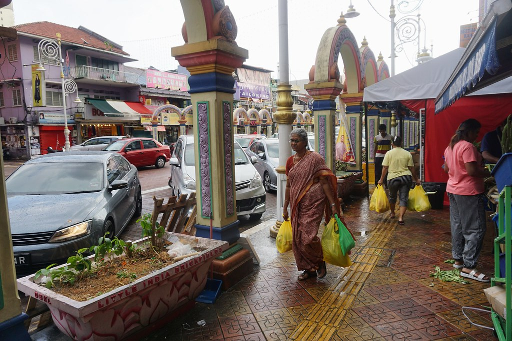 Little India - China Town - Malaysia