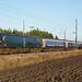 Caledonian Sleeper  (GB Railfreight) 92018 - Biggleswade