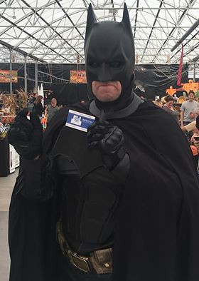 Garden Factory 2017 Batman