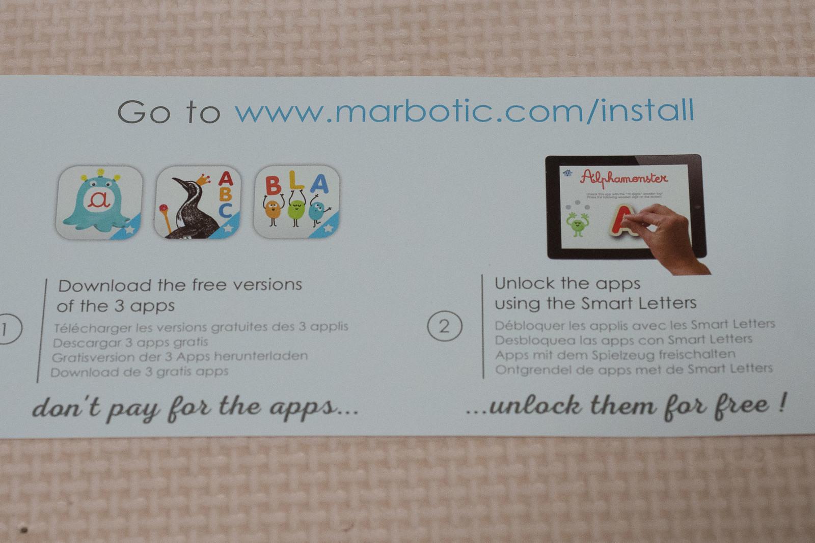 Marbotic Smart-8