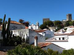 Obidos: Půvabné městečko portugalských královen z kilometr dlouhých hradeb