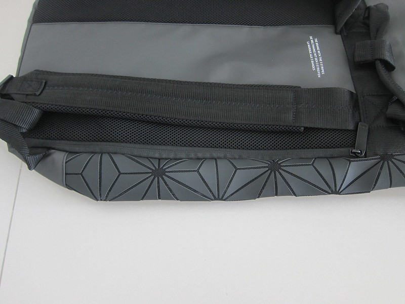 Adidas 3D Roll Top Backpack - Laptop Compartment