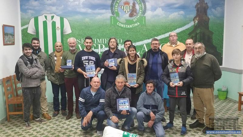 Torneo Ajedrez Navidad Constantina 2018