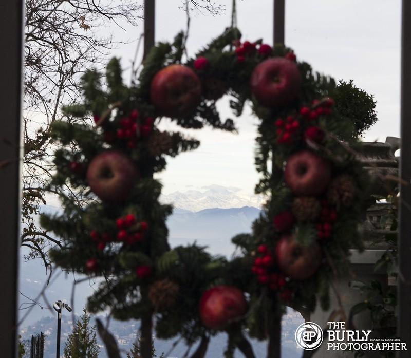 Christmas Alps