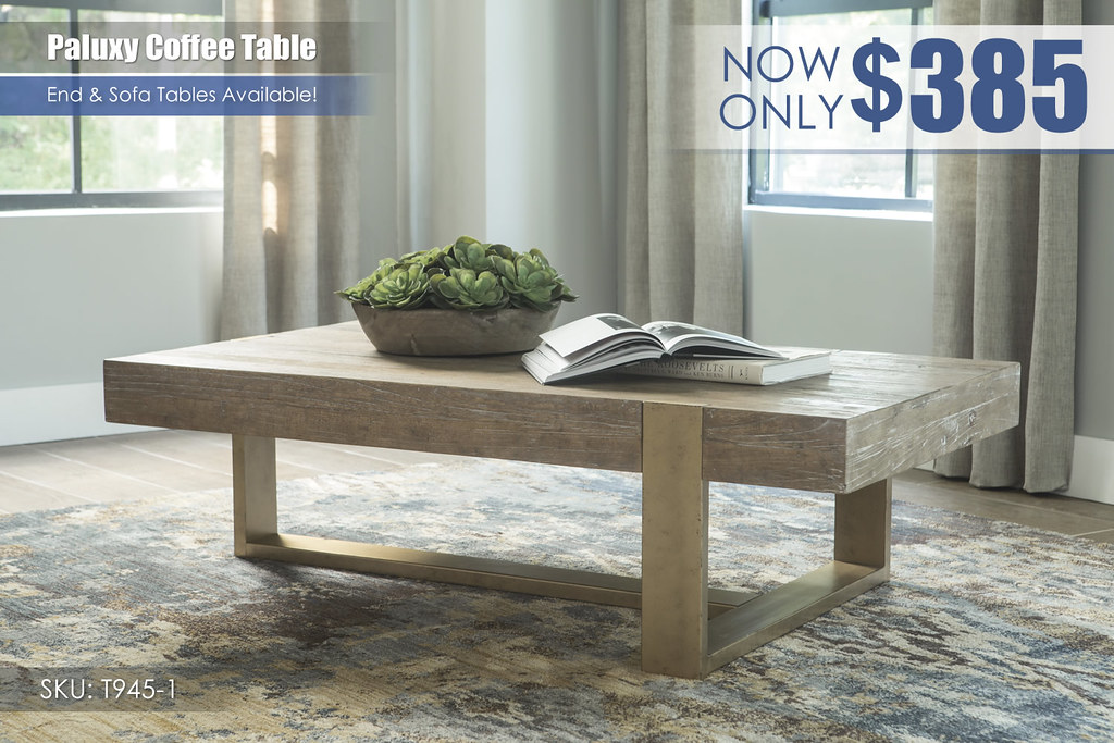 Paluxy Coffee Table T945-1