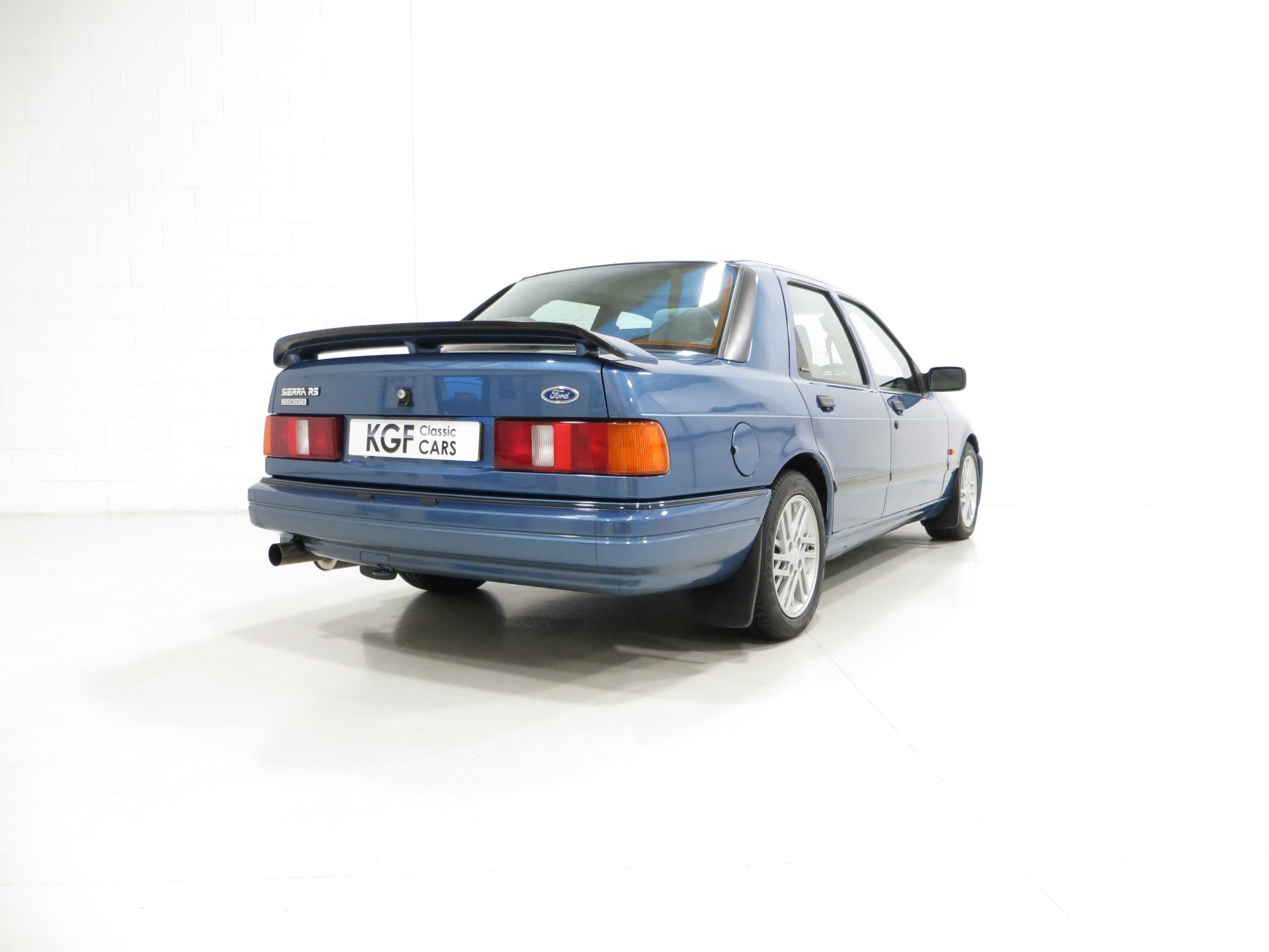 1988 Ford Sierra Sapphire RS Cosworth by KGF Classic Cars, on Flickr