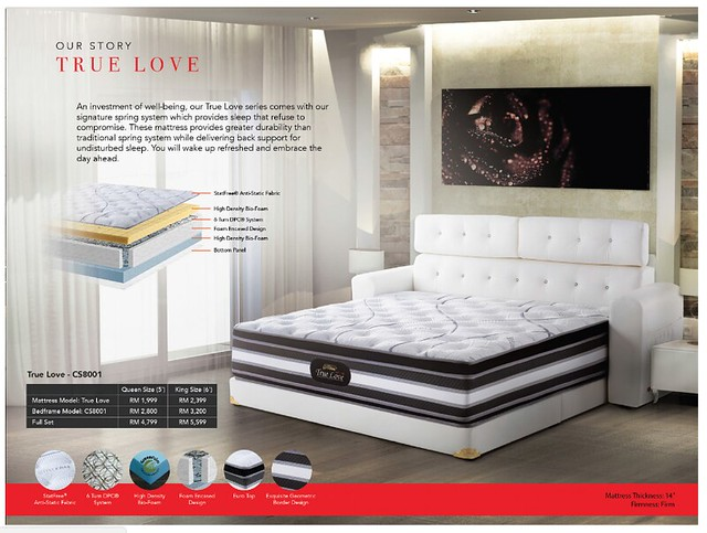 Goodnite S Love Series Mattresses Launch Kampungboycitygal