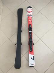 dětské lyže Rossignol - titulní fotka