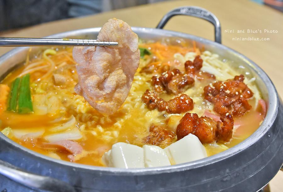 台中O八韓食Menu菜單19