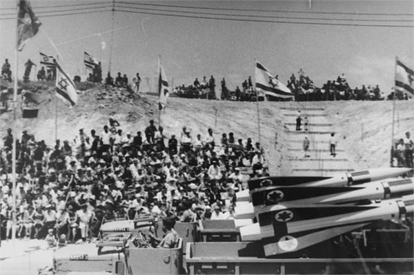 MIM-23-Hawk-id-parade-jerusalem-19680502-kkl-1