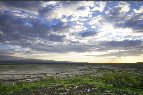 Slopes of the Kilimanjaro