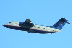 United Express/Air Wisconsin BAe146