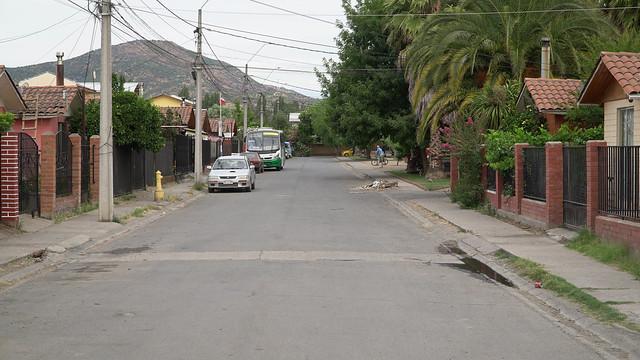 Ein Chilenisches Quartier