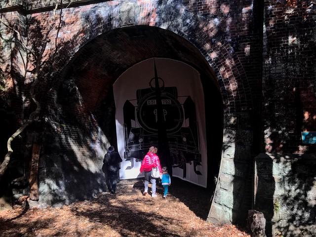 愛岐トンネル群 3号トンネル