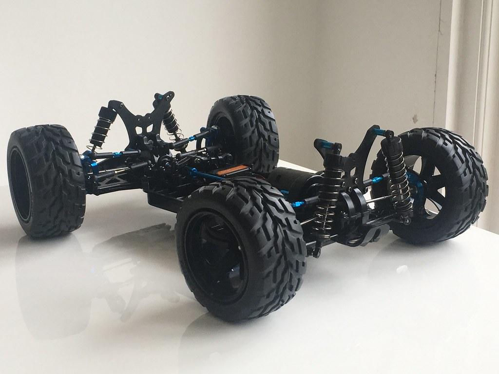 TT02B Monster