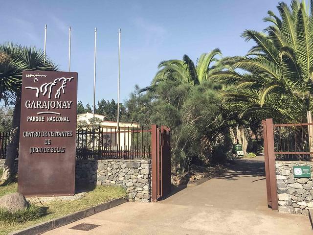 ruta por La Gomera en un día