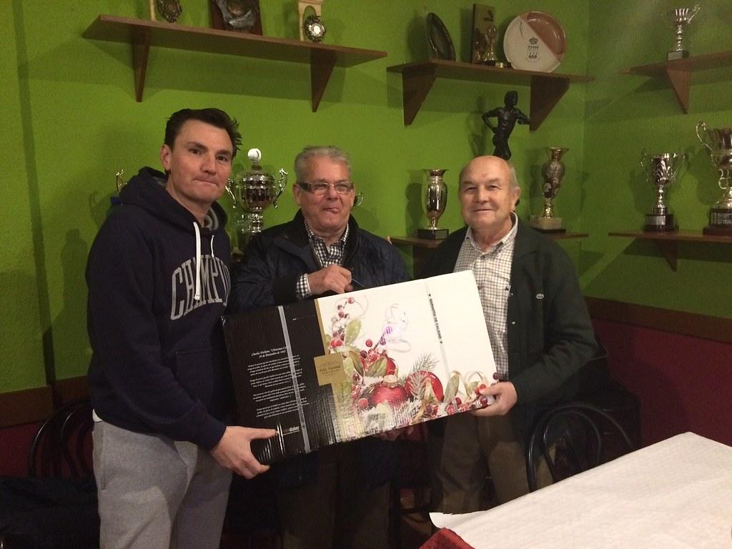 """Francisco Rueda Rico ganador del XIII Torneo Abierto de Ajedrez """"Navidad 2017"""""""