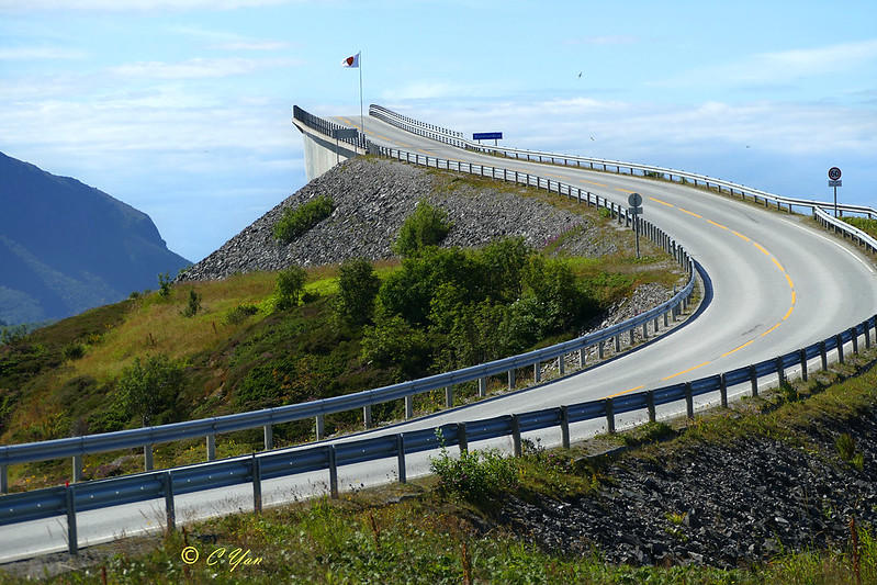 Atlantic Road - Norway