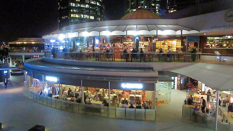 Brisbane Inner City Restaurants
