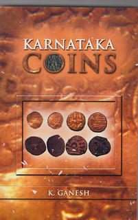 Karnatuka Coins book cover