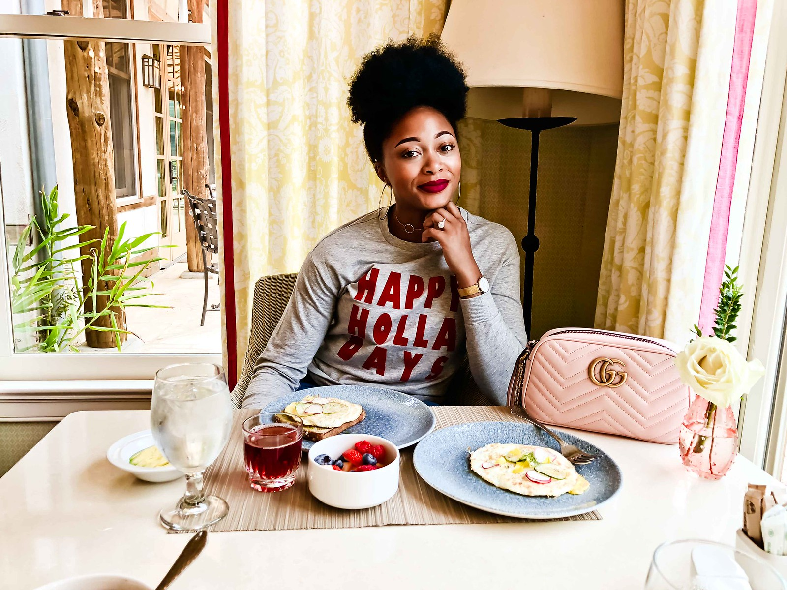 what to wear for brunch