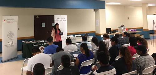 Consulado de México en Kansas City anuncia programa de Consulados Móviles para 2018