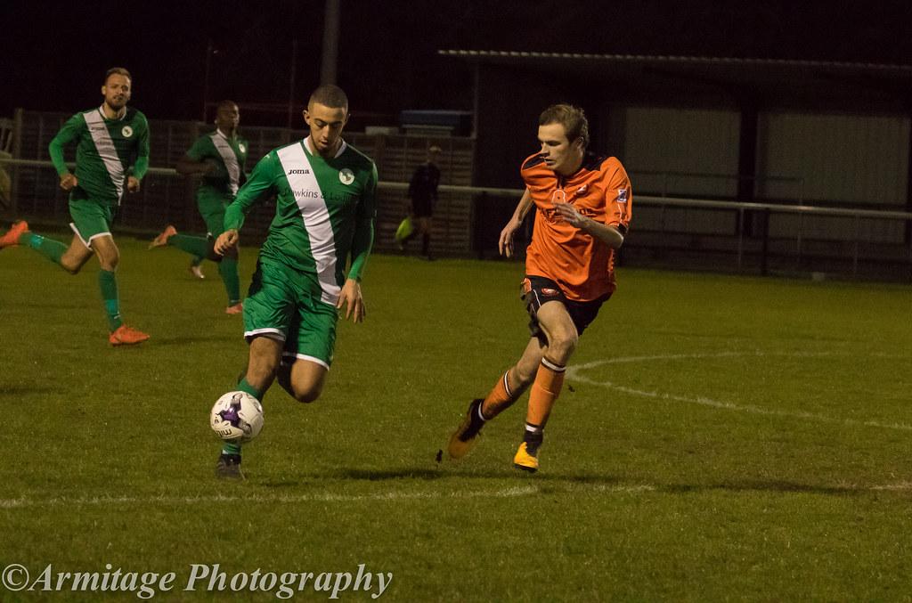 AFC Portchester v Blackfield & Langley