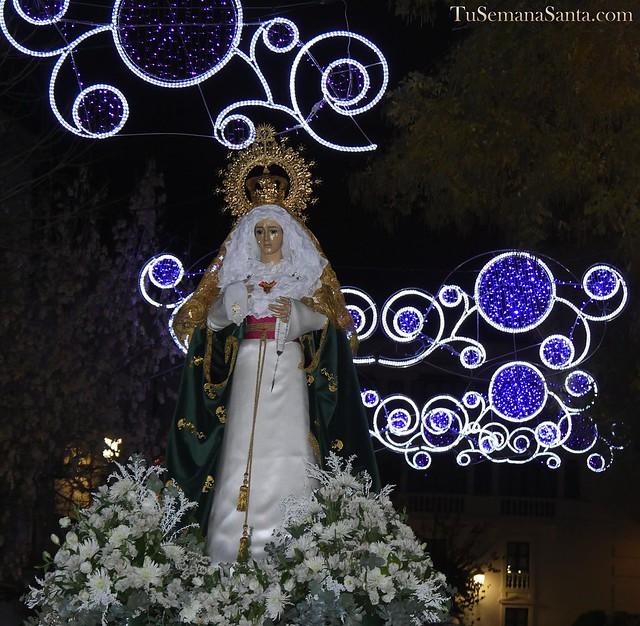 Rosario Vespertino María Stma. de la Esperanza