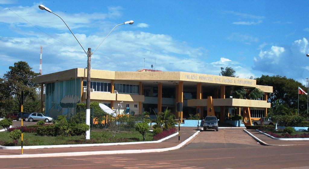 Resultado de imagem para prefeitura de santarém