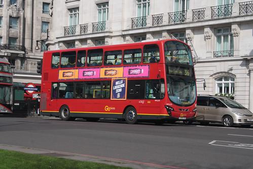 Go-Ahead London WVL275 LX59CYO