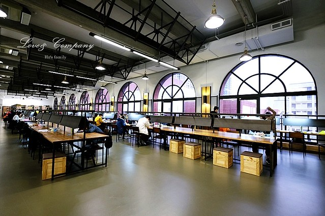 【台北親子免費景點】新北市立圖書館江子翠分館兒童室25
