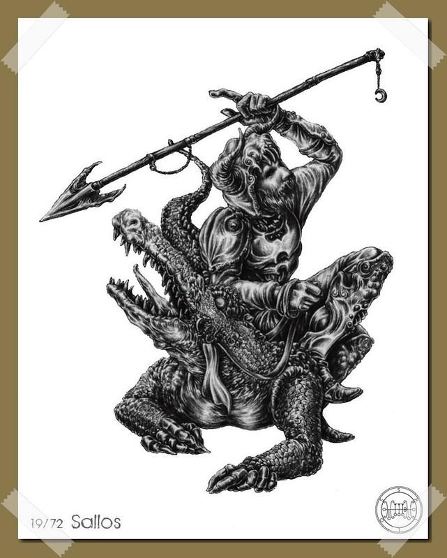 Sallos – Occult World
