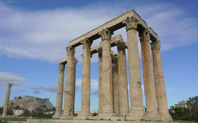 Historical Sites of Athens