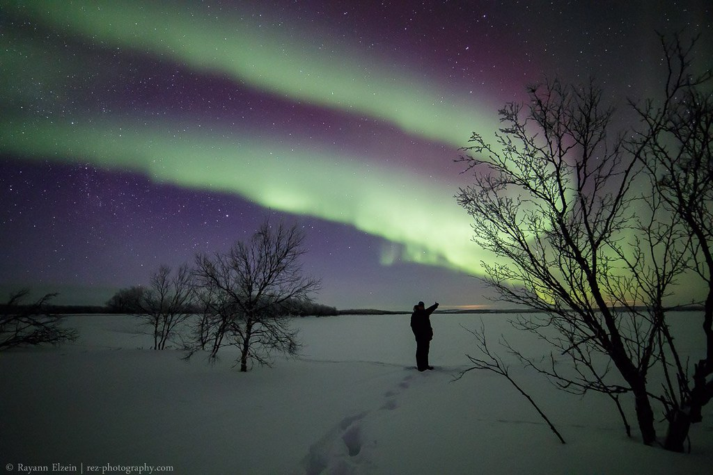 Northern Lights | Revontulien kuvaaminen
