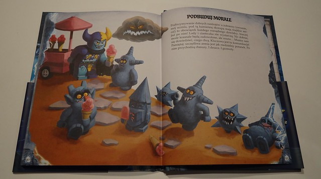 RECENZJA LEGO® NEXO KNIGHTS™. Księga Monstroksa 9