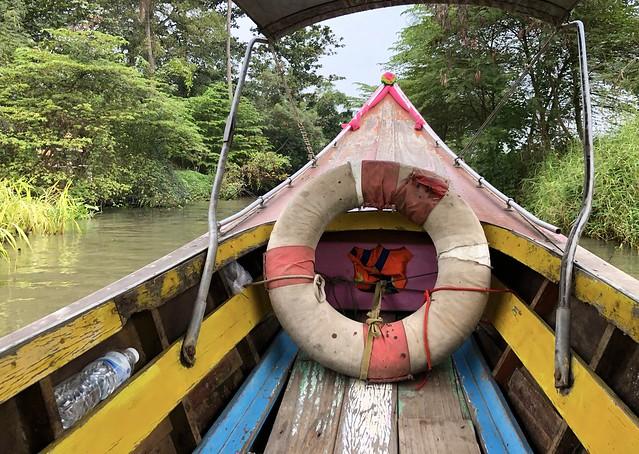 Damnoen Saduak Floating Market 20