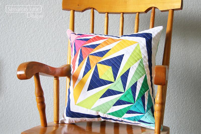 Empire Place Mini Quilt