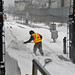 MTA New York City Transit Prepares for Winter Storm by MTAPhotos