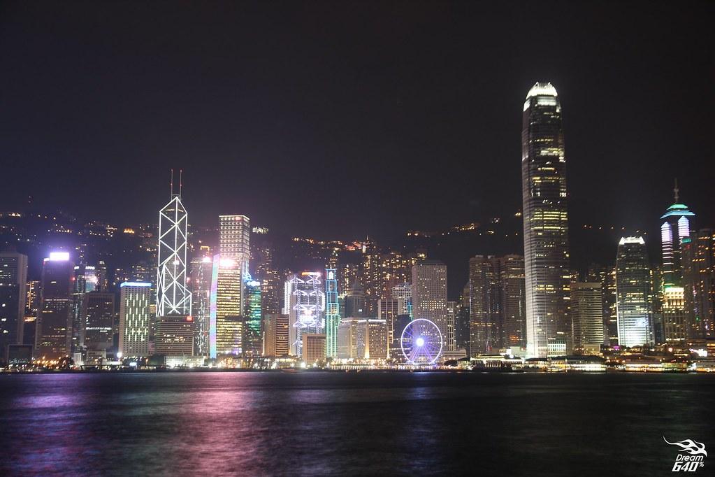 香港維多利亞港Hong Kong-25