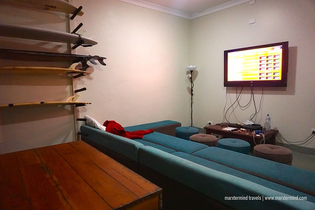 Coolangatta Sands Backpackers - TV Lounge