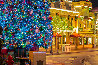 Main Street Christmas Tree and Beyond