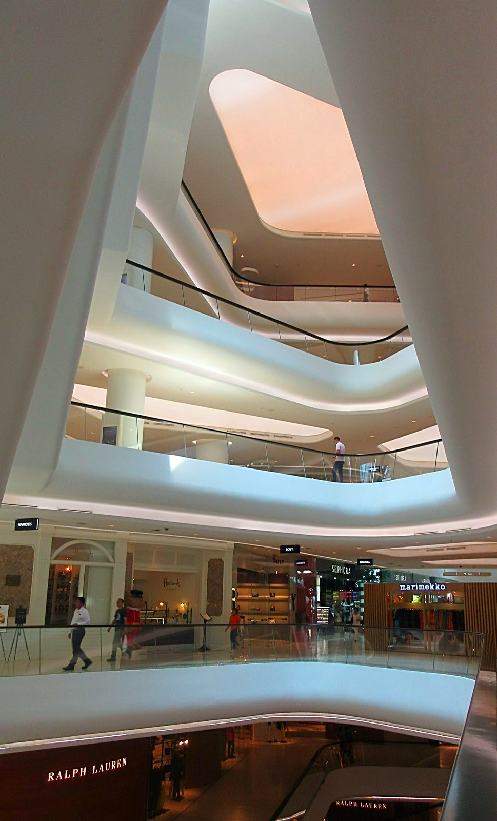 Central Embassy Shopping Mall Bangkok